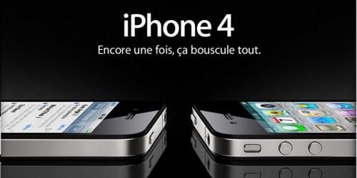 Iphone 4 bouscule 500x250 News – Steve Jobs intérrogé sur le prototype iPhone 4 volé
