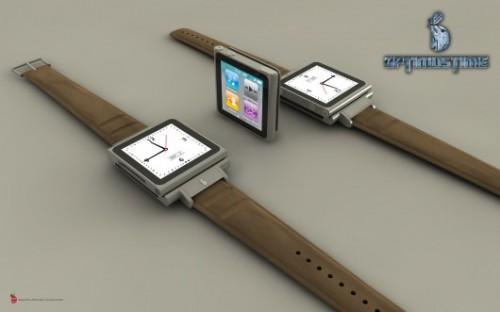 Opti 1 530x331 500x312 News   OptimusTime : Transformez liPod Nano en montre