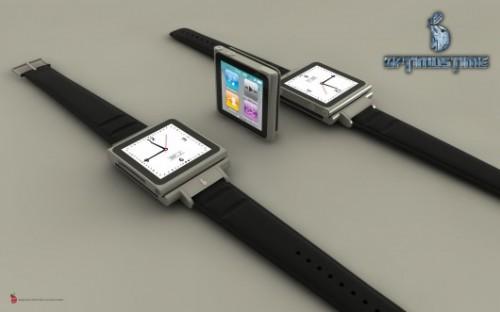 Opti 3 530x331 500x312 News   OptimusTime : Transformez liPod Nano en montre