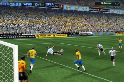 RF2011 iPhone Screen  1 530x3531 500x333 Appstore   FIFA 11 et Real Football 2011 seront publiés la semaine prochaine !