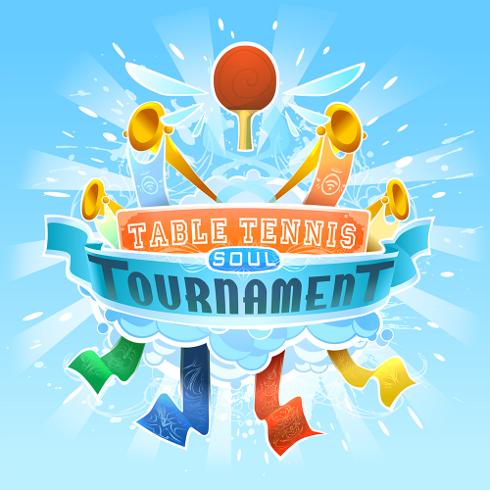 TableTennis SoulTournament Logo HD1 AppStore   Table Tennis Soul Tournament : Echauffez vos poignets pour une bonne partie de Ping Pong