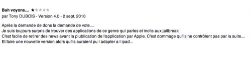 bad2 500x114 AppStore   iPhAccess : 32eme application sur 100 catégorie actualité : vos retours