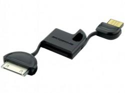clé2 250x187 Concept   Un porte clé pour recharger son iPhone