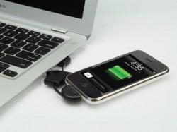 clé31 250x187 Concept   Un porte clé pour recharger son iPhone
