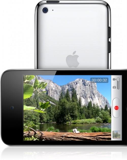 design cameras20100901 500x627 News   Présentation du nouvel iPod Touch