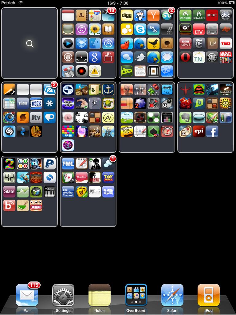 eam2 dans iPad