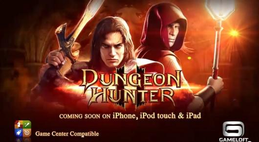 Jeux – Dungeon Hunter 2 : Le trailer est enfin disponible !  dans AppStore f
