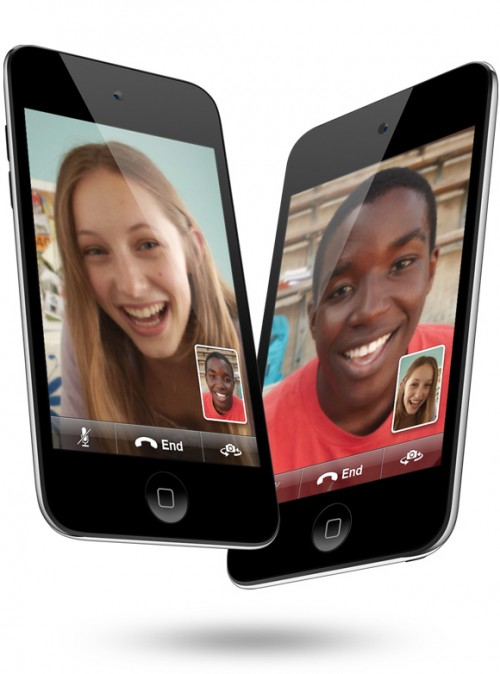facetime hero20100901 500x674 Vidéo   FaceTime depuis un iPod Touch 4G