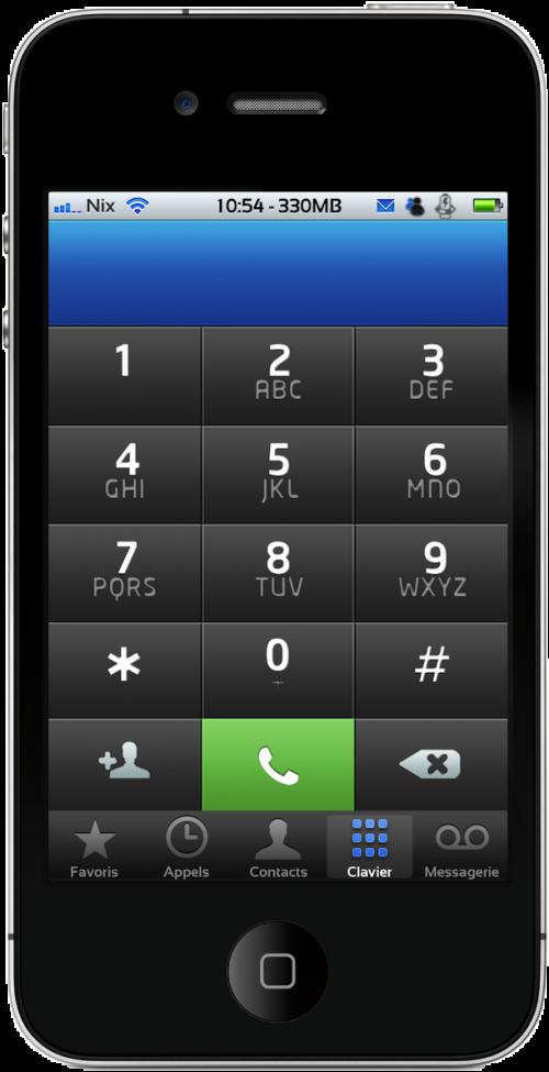 i4005 500x975 Thèmes   iMatte HD for iPhone 4   v.100917.1