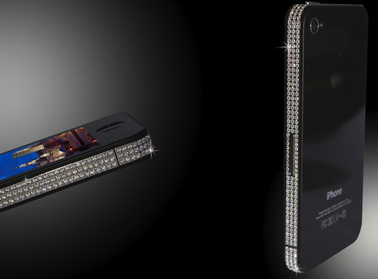 News: iPhone 4 Swarovski & Platinum Edition : Un nouveau design pour votre iPhone 4  dans Apple iPhone-4-Platinum_011