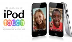 ipod touch 20100901 250x147 News   KeyNote : 01 Septembre 2010 [Résumé]