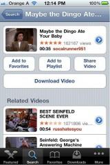 Cydia   YourTube passe en version 2.0
