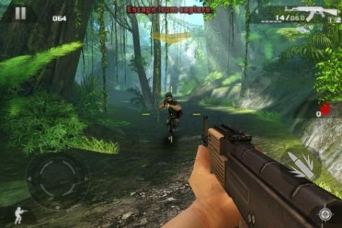 mc2 1 530x353 500x333 Jeux   Modern Combat 2 : Black Pegasus : Les premiers screenshots