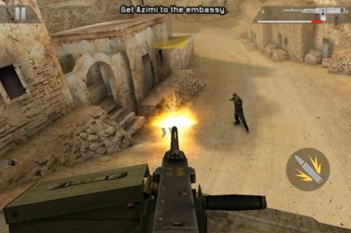 mc2 3 41 530x353 500x333 Jeux   Modern Combat 2 : Black Pegasus : Les premiers screenshots