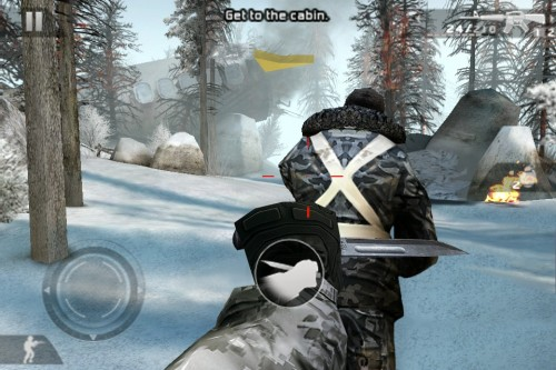 modern 3 500x333 AppStore   Modern Combat 2 : Black Pegasus pour bientôt !