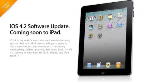 page 500x286 News   Apple publie une nouvelle page : le firmware 4.2 pour iPad