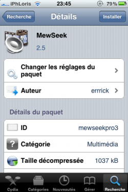 photo 13 250x375 Cydia   MewSeek se met à jour en version 2.5