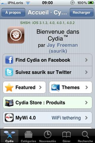 photo 14 News   Cydia fusionne avec Rock Your Phone