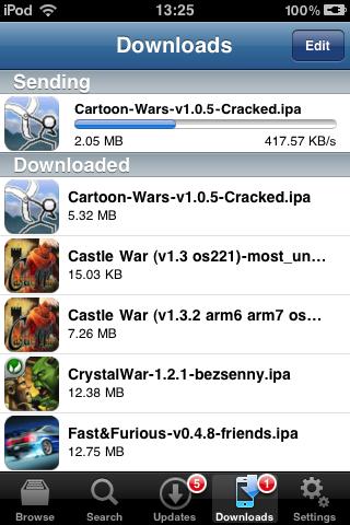 photo 15 Cydia   Installous mis à jour en 3.3.3 [EDIT]