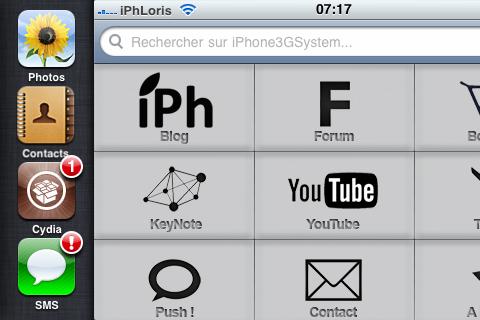 photo 33 Cydia   App Switcher Rotator : Activer le dock de multitâche en mode paysage