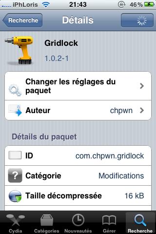 photo2 Cydia   GridLock disponible sur Cydia pour 0.99$