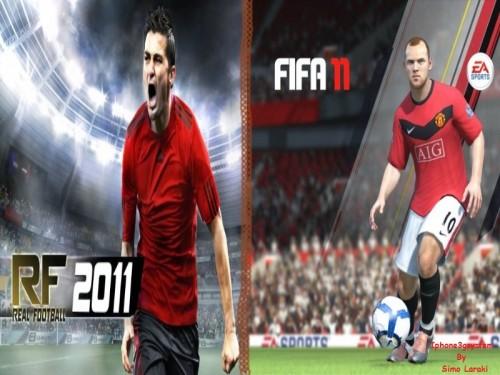 poto foot 500x375 Appstore   FIFA 11 et Real Football 2011 seront publiés la semaine prochaine !