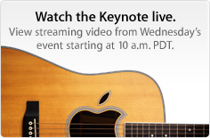 promo EwGVn1FJ prekeynote20100901 News   Apple retransmettra la KeyNote en live
