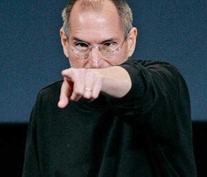 steve jobs got angry News – Steve Jobs intérrogé sur le prototype iPhone 4 volé