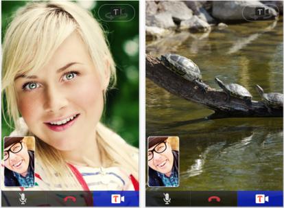 tango videocall 414x303 1 Appstore   TANGO: Une nouvelle application pour les appels gratuits et des appels vidéo sur 3G et WiFi !