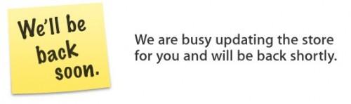 title backsoon1 20100615 071953 500x148 News   Les Apple Store sont fermés !