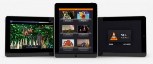vlc 540x226 500x209 AppStore   VLC pour iPad soumis à lAppStore