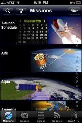 011 AppStore   Lapplication de la NASA mise à jour