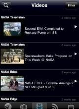 03 160x220 AppStore   Lapplication de la NASA mise à jour