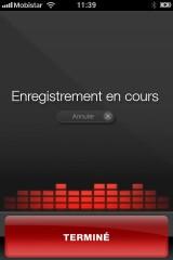 1102 160x240 AppStore   Présentation de Dragon Dictation disponible gratuitement