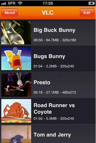1115 News   VLC pour iPhone bientôt retiré de lAppStore ?