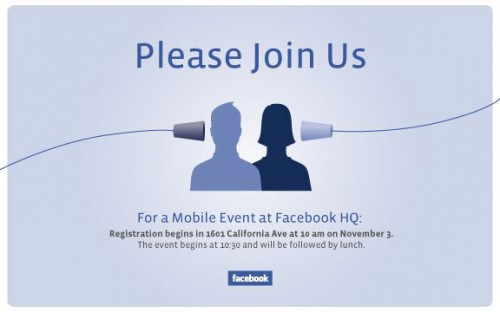 1116 500x312 Rumeurs   FaceBook lancera son application iPad mercredi prochain [EDIT]