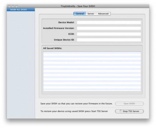 132 500x408 News   TinyUmbrella mis à jour : nouvelle interface