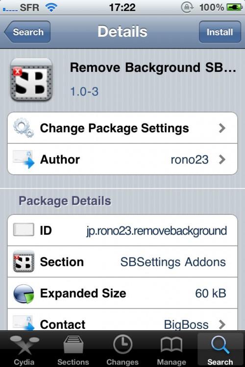 166 500x750 Cydia   Remove Background compatible iOS 4.1