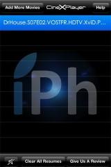 167 160x240 AppStore   CineXPlayer : Lire des DivX sur votre iPhone, iPod Touch et iPad