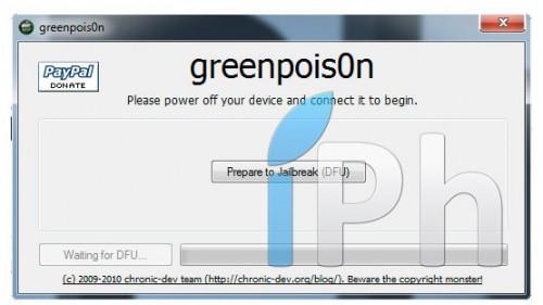 17 500x281 Jailbreak News   GreenPois0n est enfin disponible ! [Mac   PC] [EDIT]