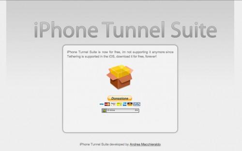 181 500x313 News   Phone Tunnel Suite devient gratuit : Connectez vous via USB à votre appareil