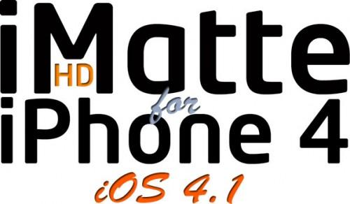185 500x292 Themes   iMatte HD for iOS 4.1 : Mise à jour du thème pour iPhone 4