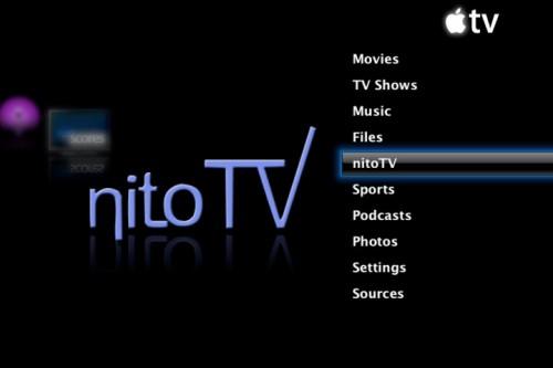 187 500x333 Tutoriel   Comment installer lapplication nitoTV sur son Apple TV 2G
