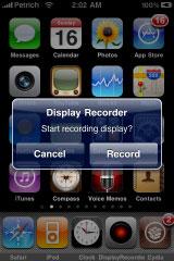 19 Cydia : Action Menu, Display Recorder et OverBoard mis à jour : compatibles iOS 4.1