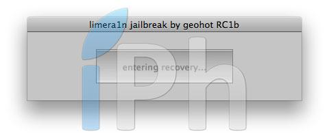 215 Tutoriel – Jailbreak 4.1 avec limera1n iPhone 4 / 3GS, iPad, iPod Touch 3G / 4G [MAC OS X]