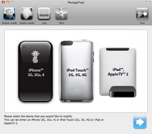 223 500x440 Jailbreak News   PwnageTool pour iOS 4.1 : bientôt disponible [Screenshot]