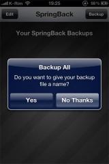 36 160x240 Cydia   SpringBack 4.0 : Faites un backup de la position des icônes sur la SpringBoard