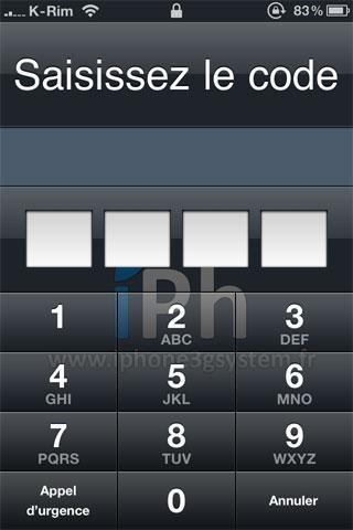Cracker Clef Wpa Avec Iphone
