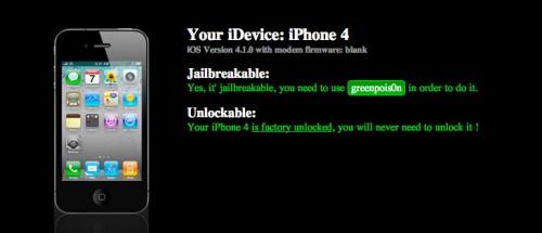 53 500x215 Jailbreak News   Comment savoir si vous pouvez jailbreaker / désimlocker votre appareil facilement