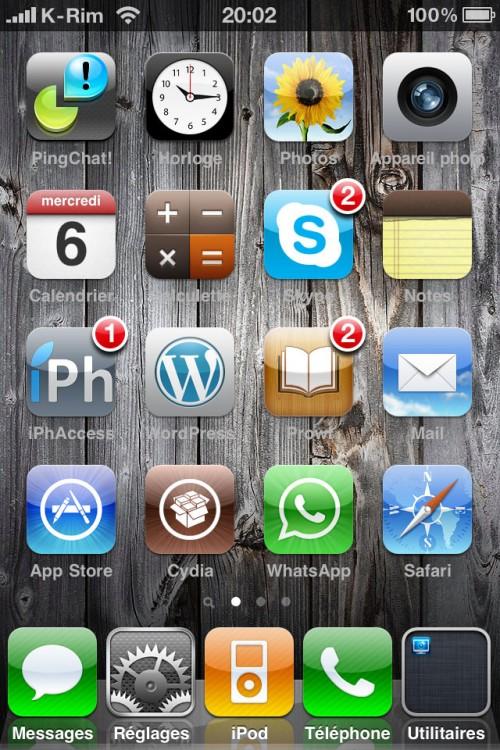 IMG 1357 500x750 Cydia   NoLockScreen : Désactiver le lockscreen et accéder directement à la SpringBoard